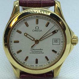 Omega sea master oro