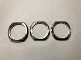 Ghiera in acciaio/titanio per BUTI yannik