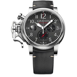 Chronofighter GRAND VINTAGE With Arabic Numerals      2CVDS.B29A