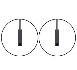 Câble Dupont 1 pôle femelle / femelle
