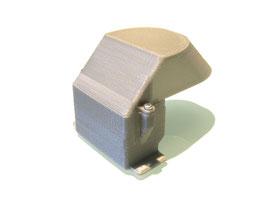 Déflecteur de ventilation V2 bas