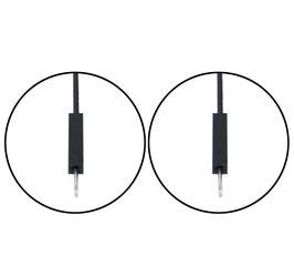 Câble Dupont 1 pôle mâle / mâle