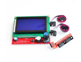 KIT ECRAN LCD FULL GRAPHIC 128X64
