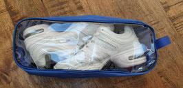 sac rangement chaussure BLEU