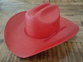 Chapeau M&F rouge