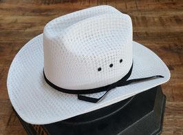 Chapeau très aéré BLANC