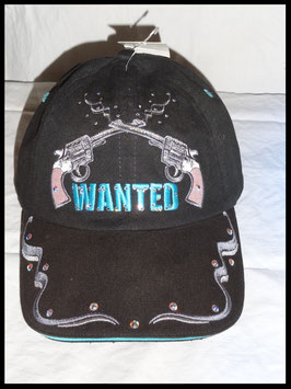 Casquette Wanted
