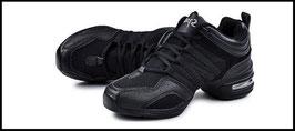 Baskets de danse Noire