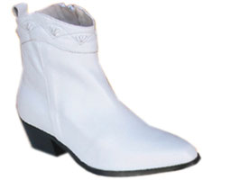 Bottines MARYLAND BLANCHE