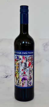 """DO YOUR OWN THING"" - ROTWEIN (RED WINE)"