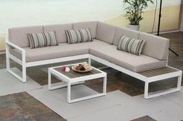 Alu-Line-Lounge 5 P / WPC