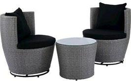 LA MAISON ROHLOFF Set Vase-rotary****