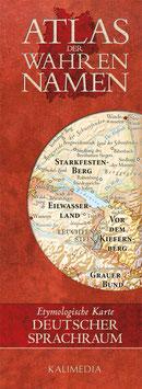 Atlas der Wahren Namen - Deutscher Sprachraum