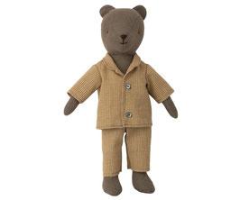Pyjama für Teddy Dad von Maileg