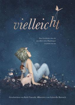 """Buch """"Vielleicht"""" von Kobi Yamada & Gabriella Barouch"""