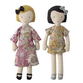 2er Set Puppen von Bloomingville