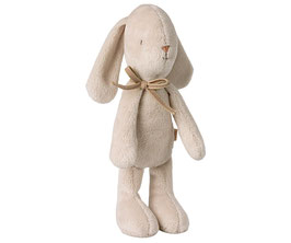 """Soft bunny, small, off white"" von Maileg"