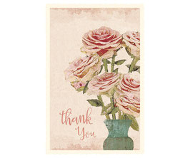 "Postkarte ""Flower-Thank you"" von Maileg"