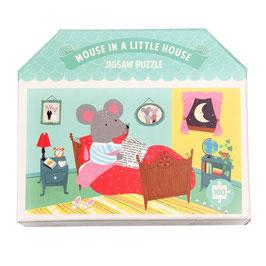 "Puzzle ""Mouse in a House"" von Rex London"