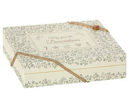 Christmas Decoration Box, leer von Maileg