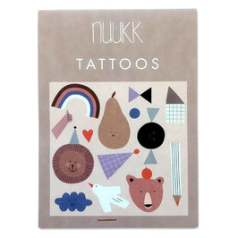"""BIO-Tattoos """"Happy"""" von Nuukk"""