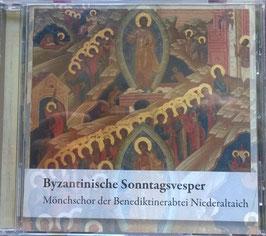 Byzantinische Sonntagsvesper