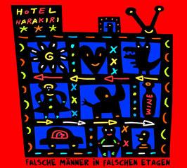 HOTEL HARAKIRI falsche Männer in falschen Etagen