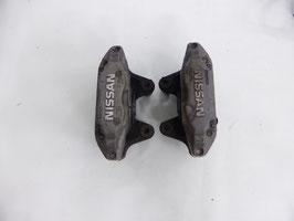 Bremssättel vorne inkl Bremsklötze