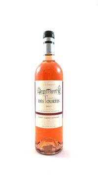 Vignobles Raguenot - Château des Tourtes - Cuvée Classique Rosé 2013