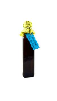 Granatapfel-Vanille-Essig
