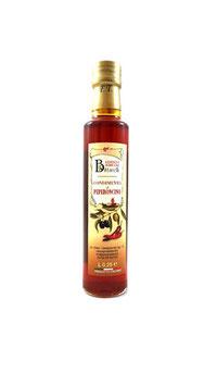 Olio di Oliva extra vergine al Peperoncini (Peperoniöl)