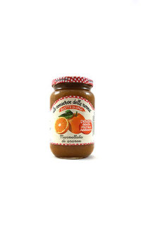 Orangenmarmelade mit feiner Orangenschale