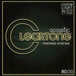 Corde Cleartone® per chitarra acustica