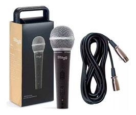 Microfono cardioide Stagg SDM50