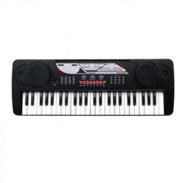 Tastiera Bryce 49 tasti + microfono + leggio + alimentatore