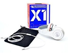 Cuffia Technosound X1 colore bianco