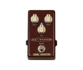 Pedale per chitarra elettrica Carl Martin AC Tone