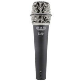 Microfono supercardioide CAD D89