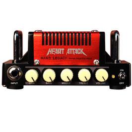 HEART ATTACK - Testata mini per chitarra elettrica 5W - Nano Legacy Series