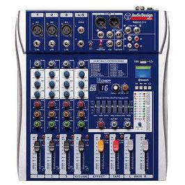 Mixer 5 canali AudioDesign Pro Pamx 2.311