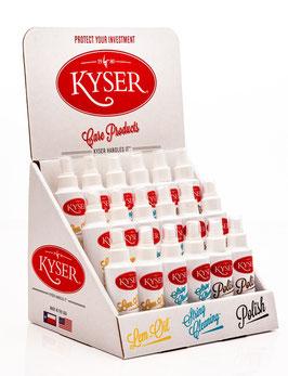 Kyser care product pulizia chitarra e basso