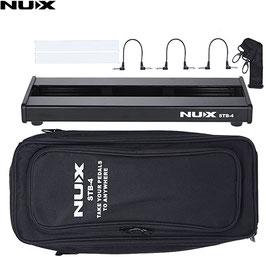 Pedalboard con borsa e cavetteria NUX STB-4
