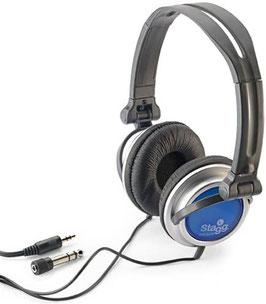 Stagg SHP-2200H Cuffie Stereo da DJ Hi Profile Compatte