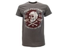 "T-Shirt Foo Fighters ""A matter of time"""