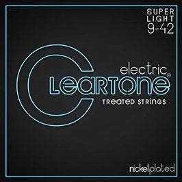 Corde per chitarra elettrica Cleartone™ - muta singola