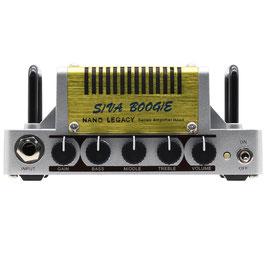 Siva Boogie - Testata mini per chitarra elettrica 5W - Nano Legacy Series