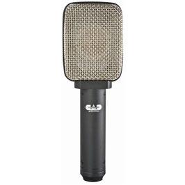 Microfono supercardioide per strumenti CAD D80