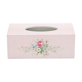 GreenGate Marie Kosmetiktücherbox, pale pink