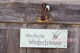 Rosamine Schild, Nordische Winterträume