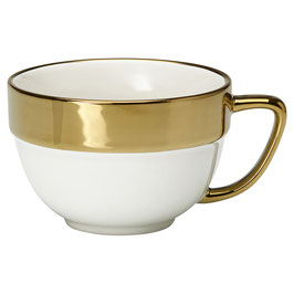 GreenGate Tasse, gold XL